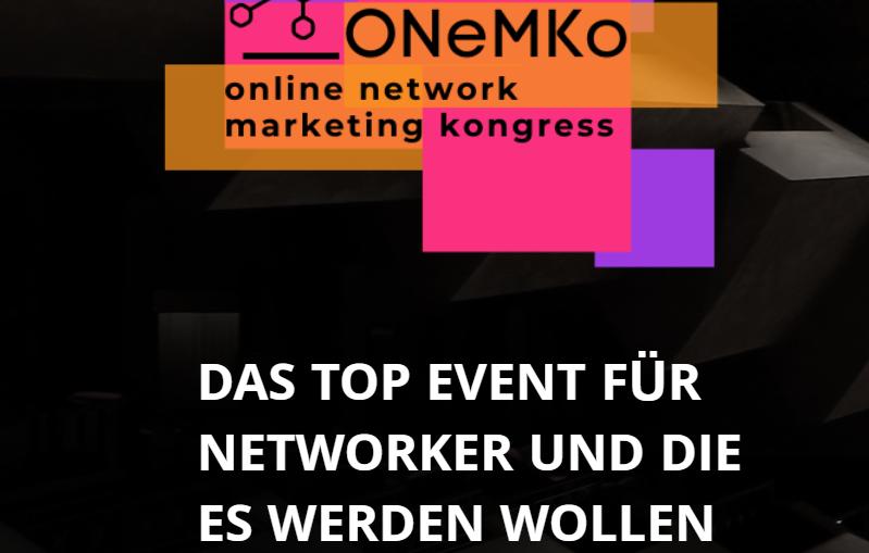 Online Network Marketing Kongress