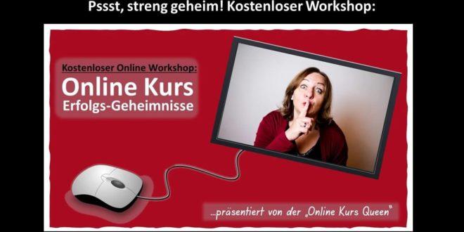 Geheimnisse kostenloser Workshop