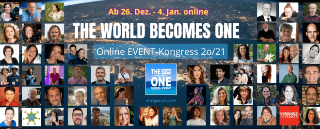 the world becomes one Online Kongress