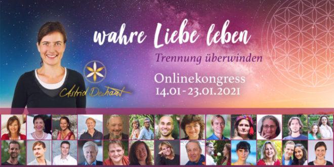 wahre liebe leben online kongress