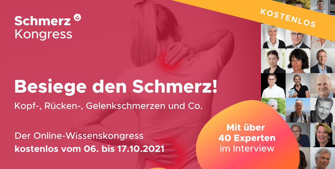 Online Schmerz-Kongress 2021