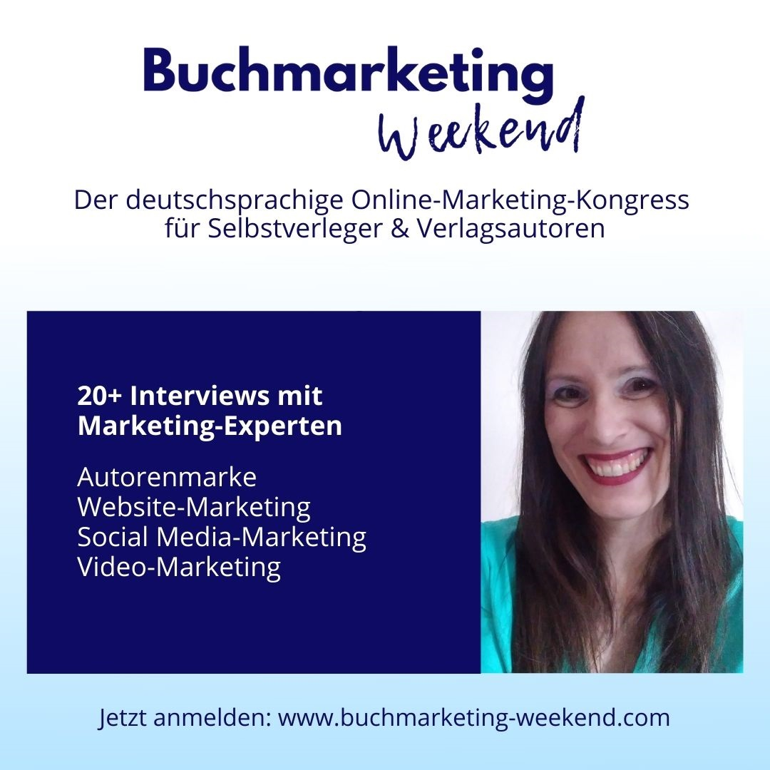 Buchmarketing Weekend 2021 Buch Marketing-Kongress