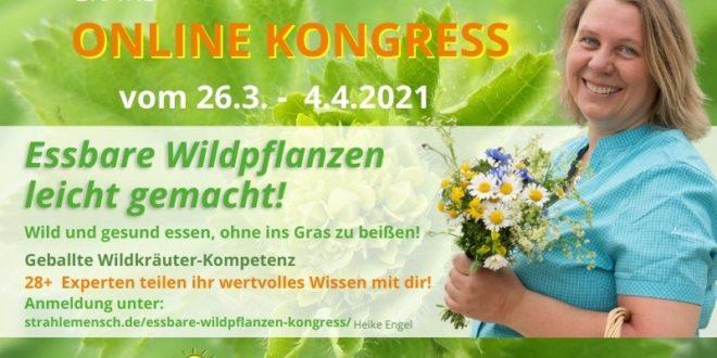 Essbare Wildpflanzen Online-Kongress