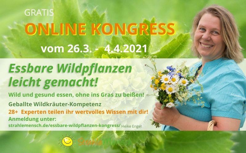 Essbare Wildpflanzen Zubereiten & Genießen Onlinekongress