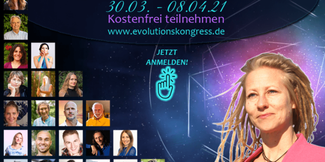 Evolution Now Online-Kongress
