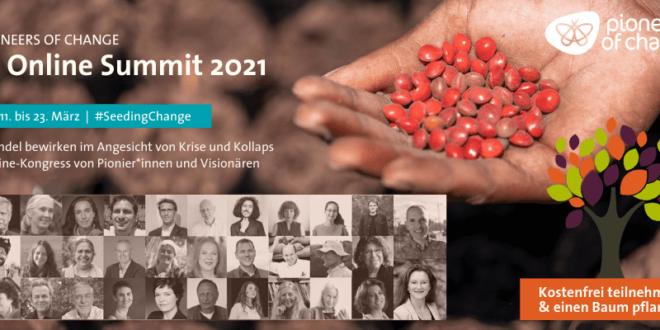 Pioneers of Change Online-Summit 2021