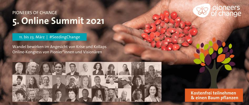5. Pioneers of Change Online-Summit 2021