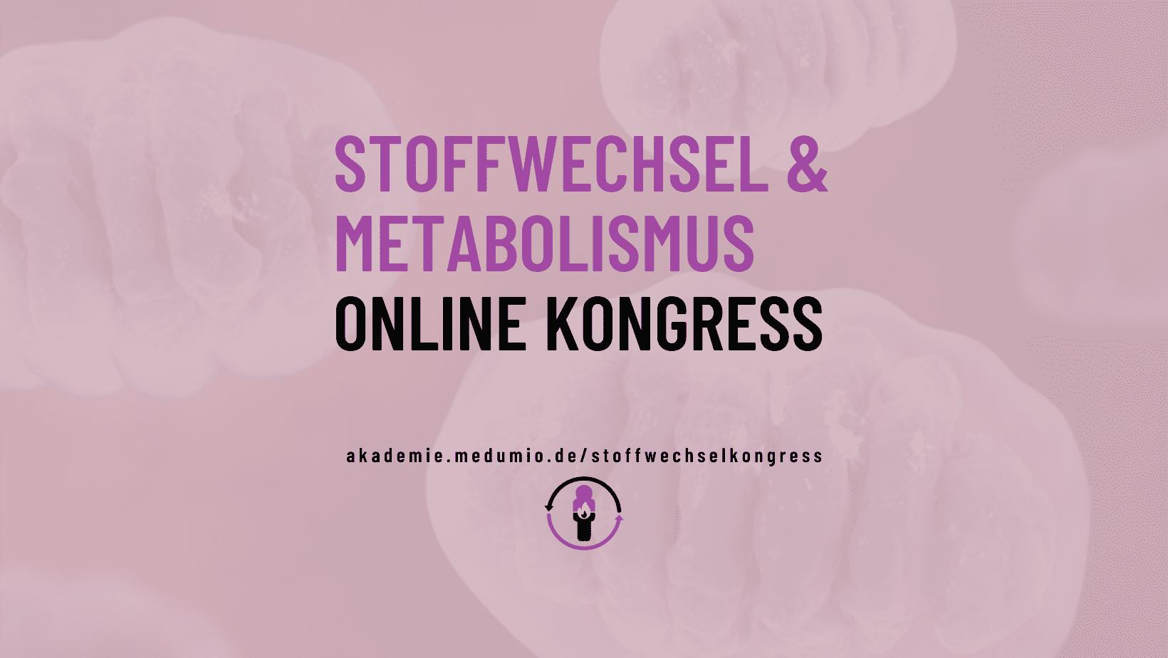 Stoffwechsel und Metabolismus Kongress | Medumio