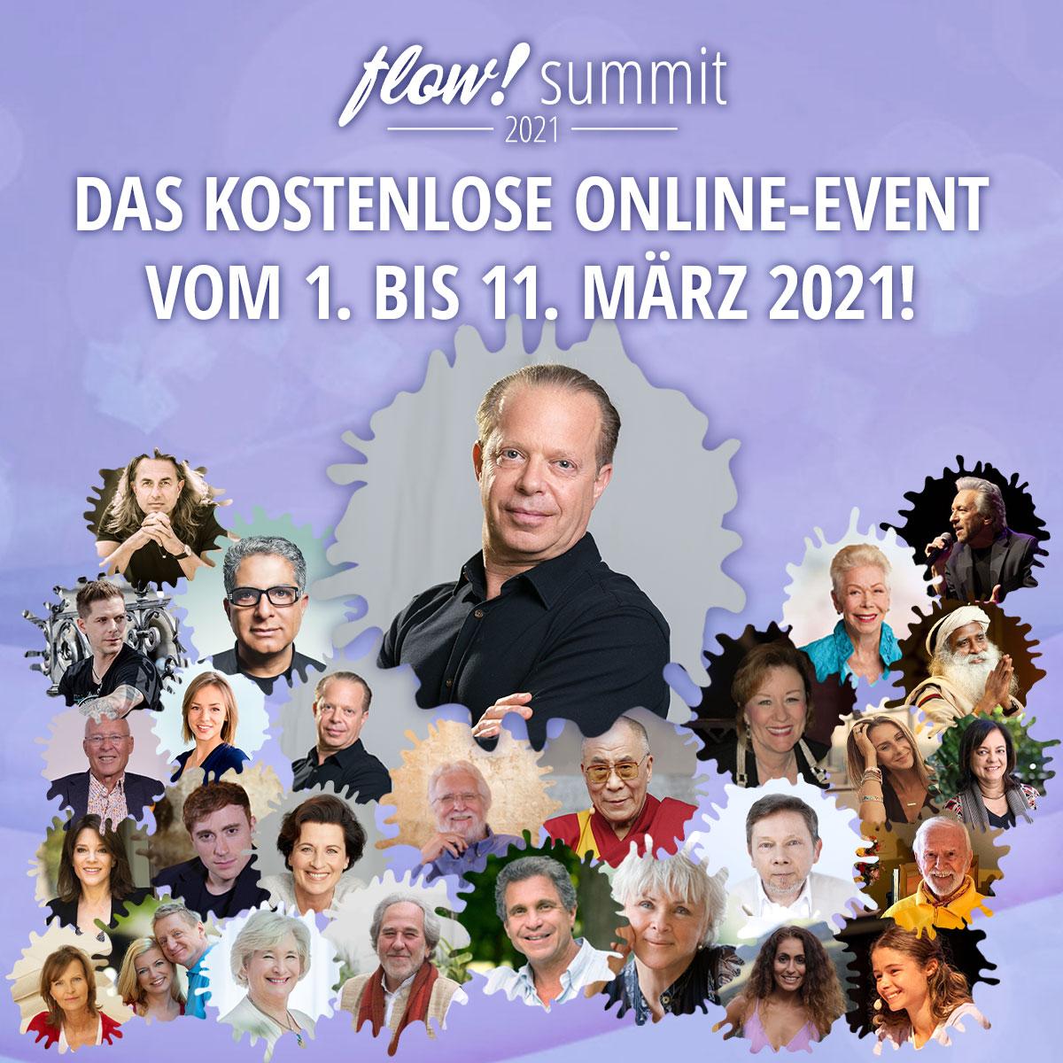 Flow Summit 2021 Kongress