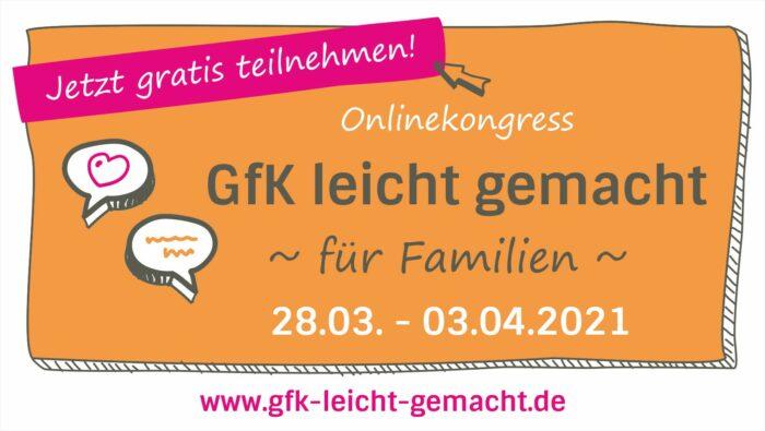 Gewaltfreie Kommunikation GFK Online-Kongress