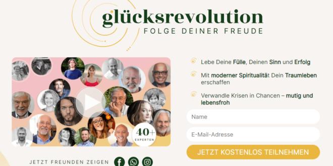 Glücksrevolution online-summit