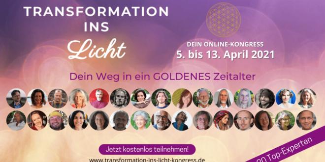 Transformation ins Licht Online-Kongress