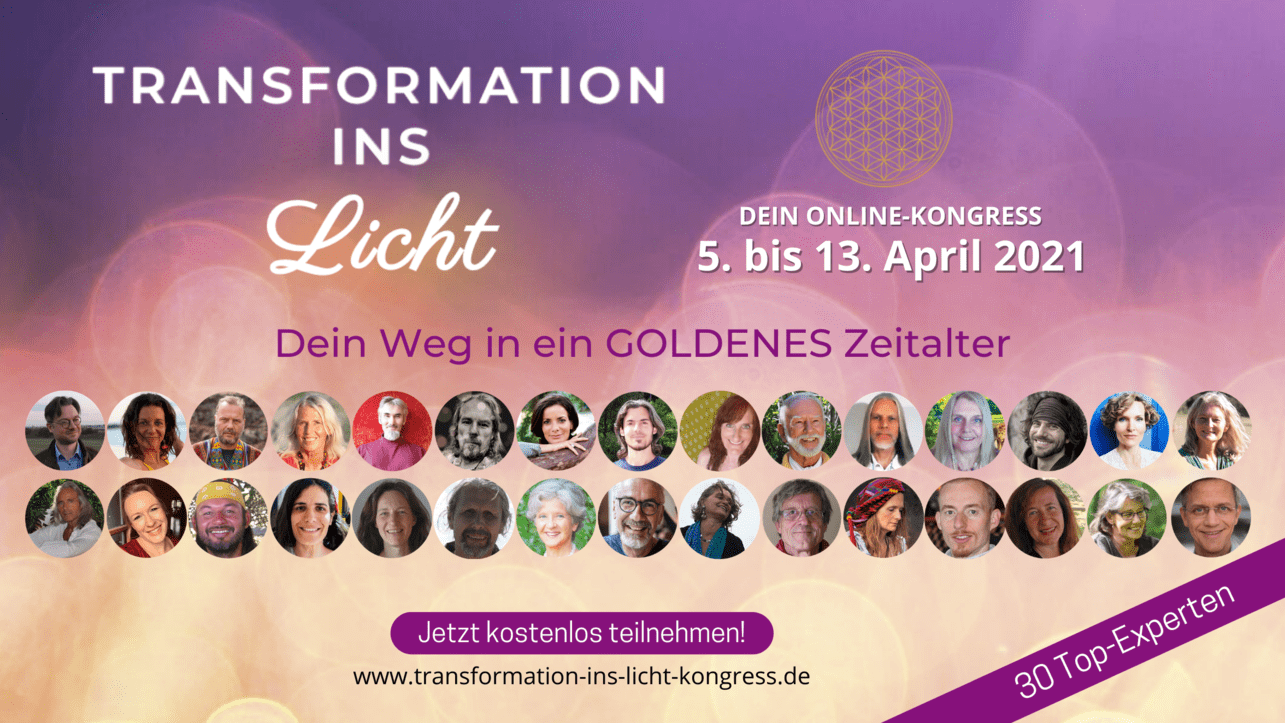 Transformation ins Licht 2021 Online-Kongress