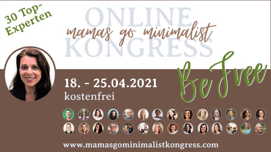 Mamas go minimal Online Kongress