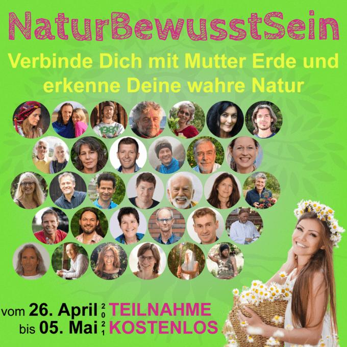 NaturBewusstSein Online-Kongress 2021