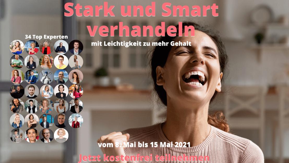 Stark und Smart Verhandeln Online-Kongress