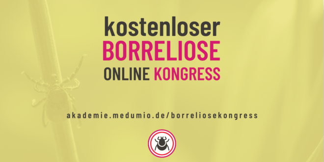 Borreliose Online-Kongress 2021 Medumio