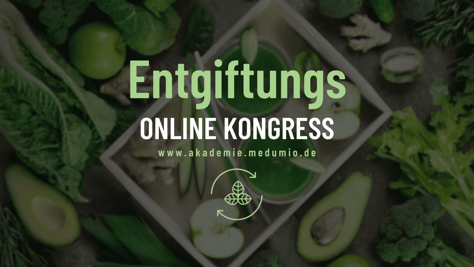 Online Entgiftungskongress 2021