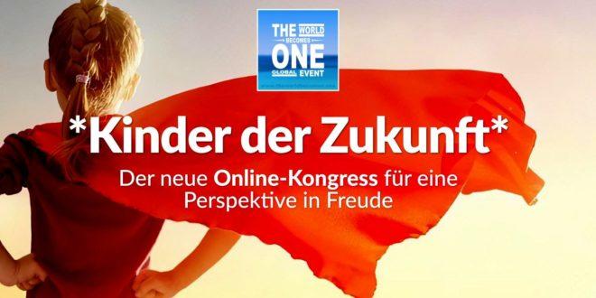 Kinder der Zukunft Online-Kongress