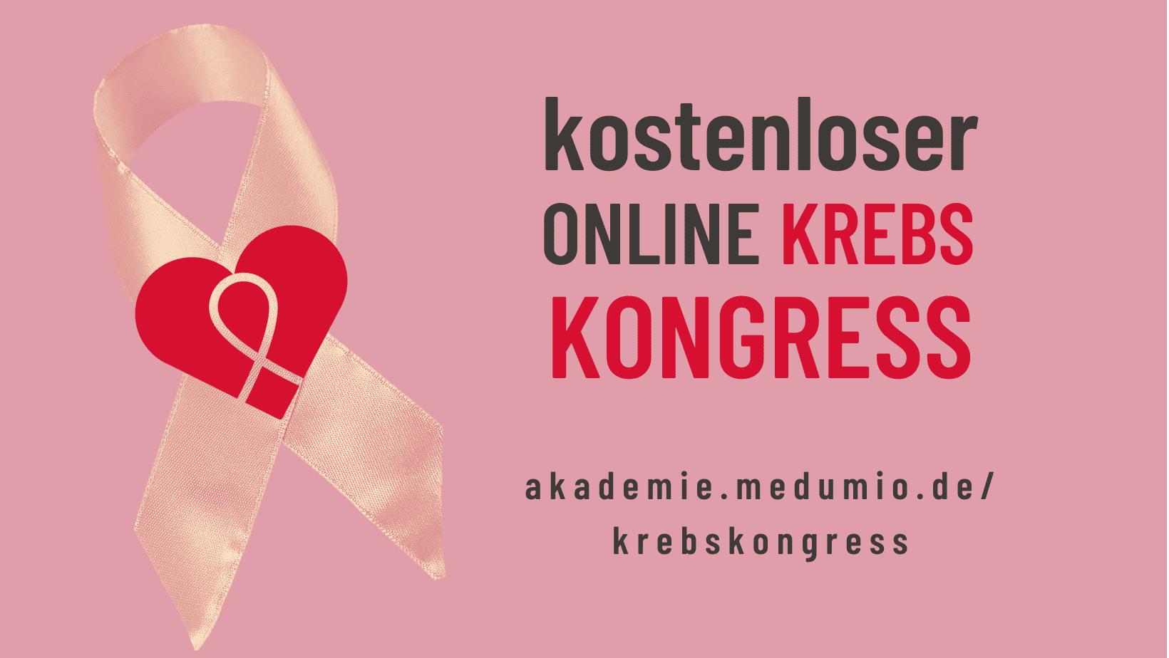 Online Krebskongress 2021 | 28 Experten