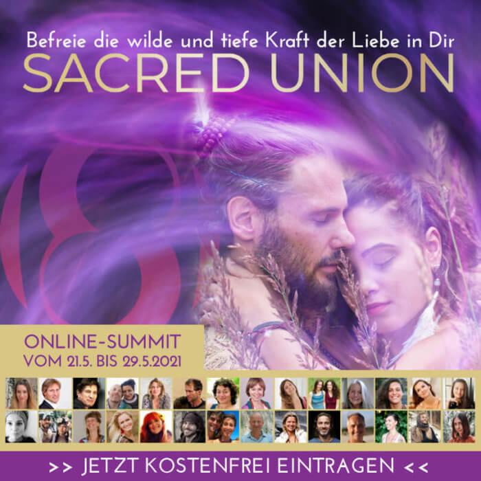 Sacred Union Online-Summit 2021