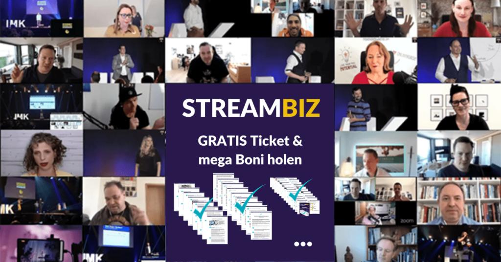 streambiz stream online-kongress