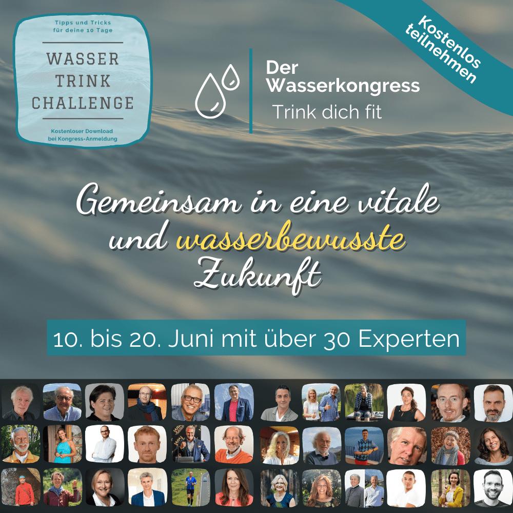 Der Wasserkongress 2021