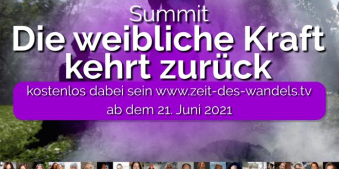 Die weibliche Kraft kehrt zurück Summit mit Alicia Kusumitra & Robert B1