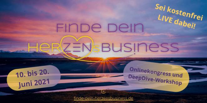 Finde Dein Herzensbusiness 2021 mit Felix Kemna und Dominik Hurcks