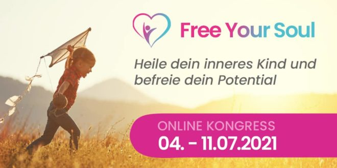 Free your soul Online-Kongress 2021