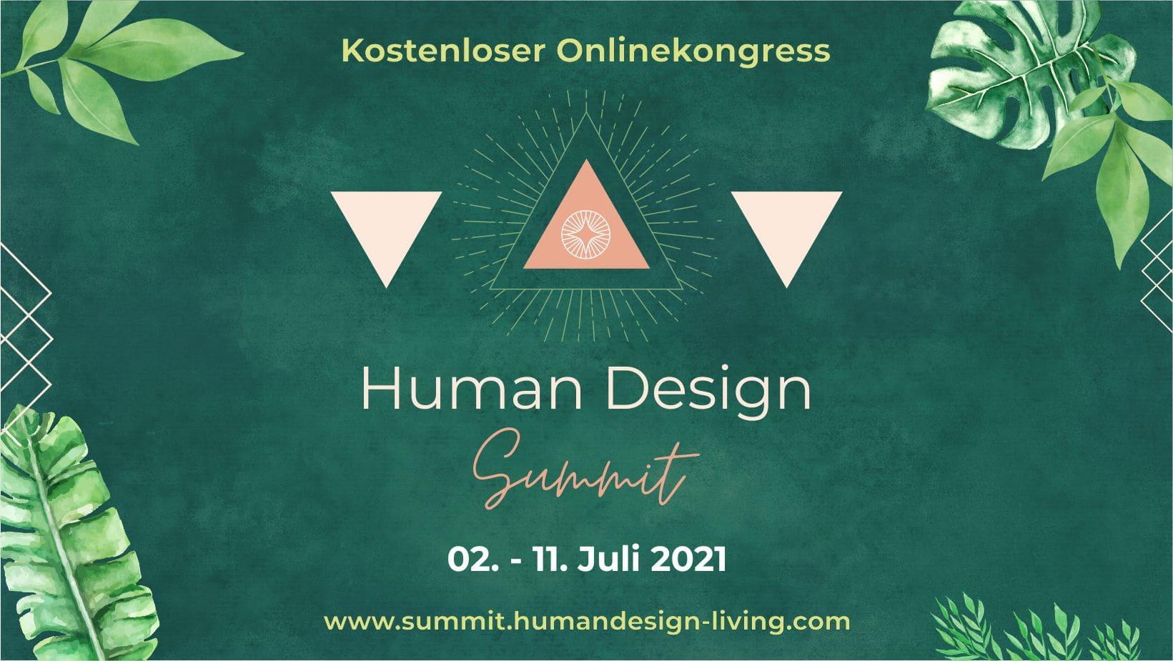 Human Design Online-Summit 2021