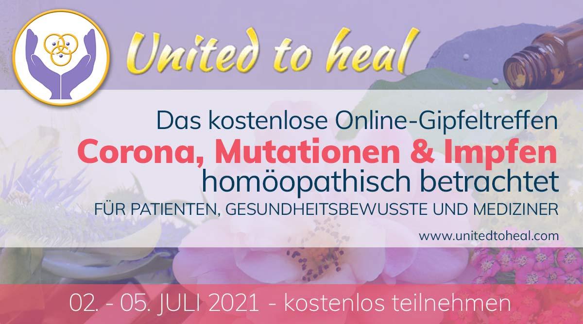 Online-Homöopathie-Gipfel 2021