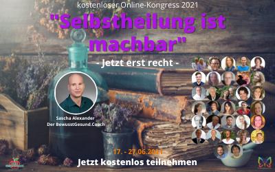 Selbstheilung ist machbar Online-Kongress 2021