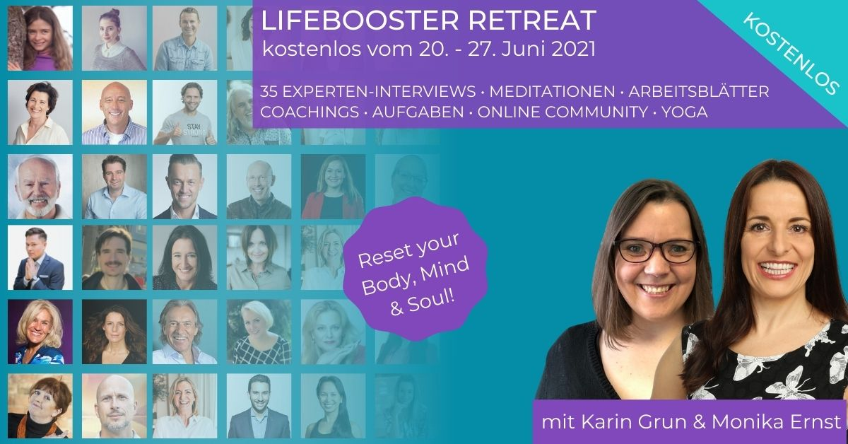 Lifebooster-Retreat Reset your Body, Mind & Soul