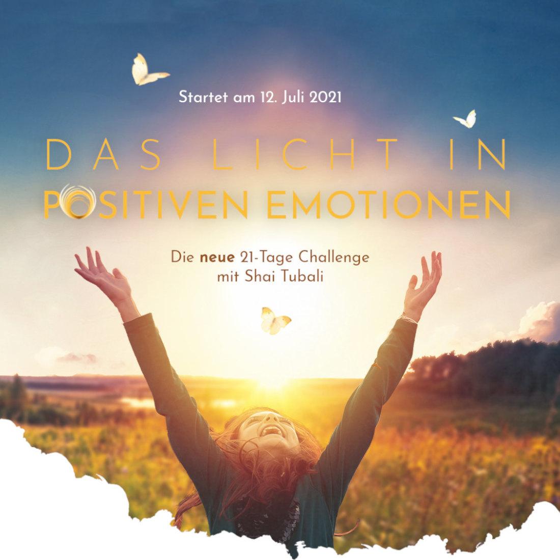 21 Tage Challenge mit Shai Tubali