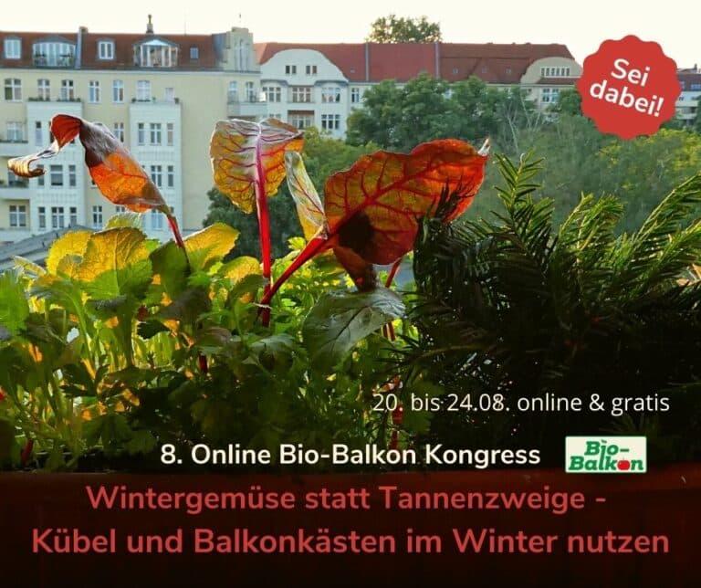 8. Online Bio-Balkon-Kongress 2021