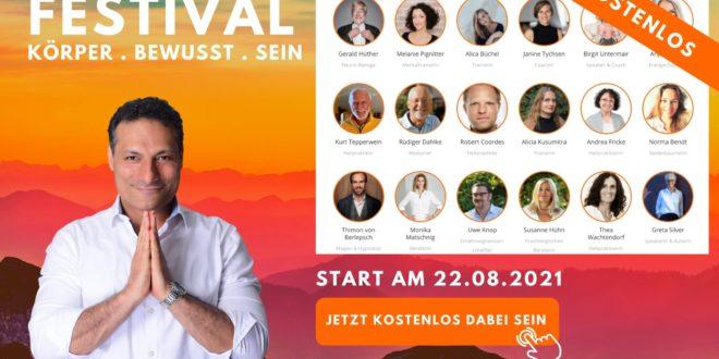 Körper Bewusst Sein Festival 2021