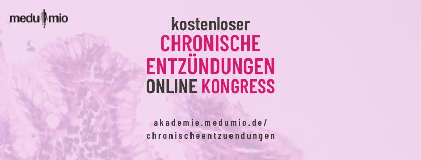Chronische Entzündungen 2 Online-Kongress