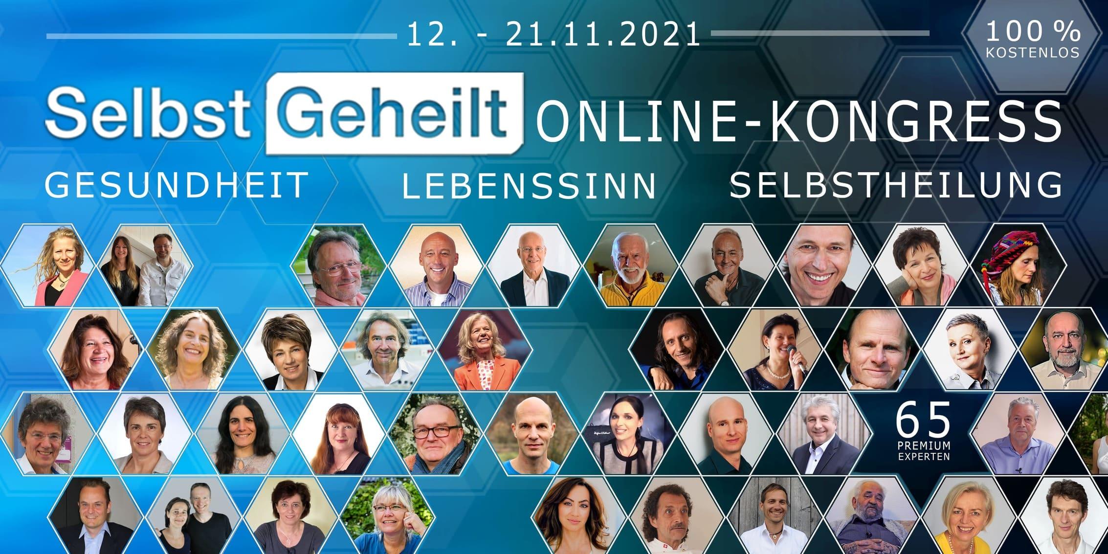 SelbstGeheilt - Online-Kongress von Stephan Petrowitschs