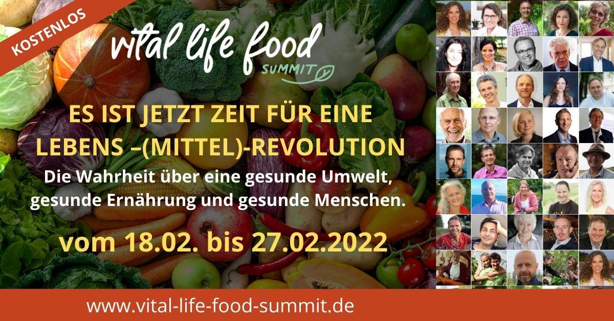 Vital-Life-Food Summit 2021