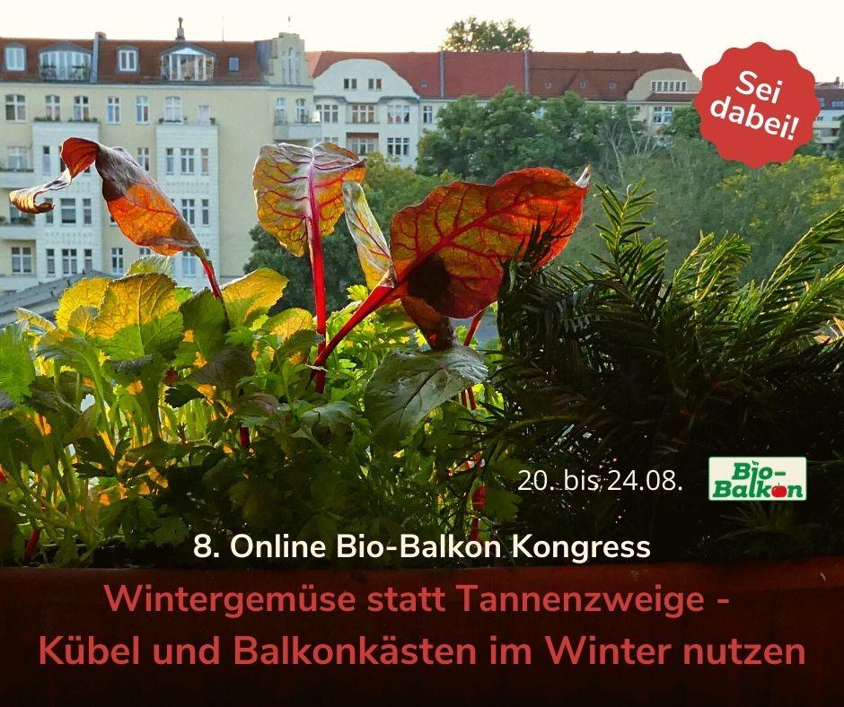 8. Bio-Balkon Kongress Winter