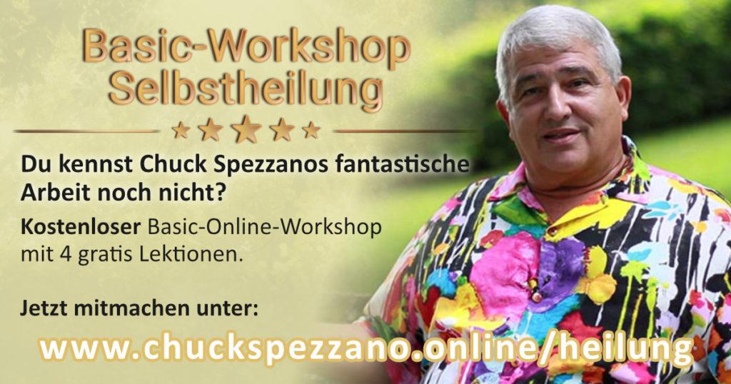 Basic Workshop Selbstheilung