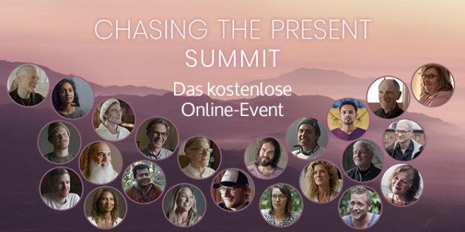 Chasing the Presence Summit Speaker