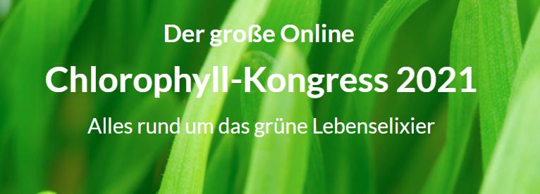 Chlorophyll Kongress 2021