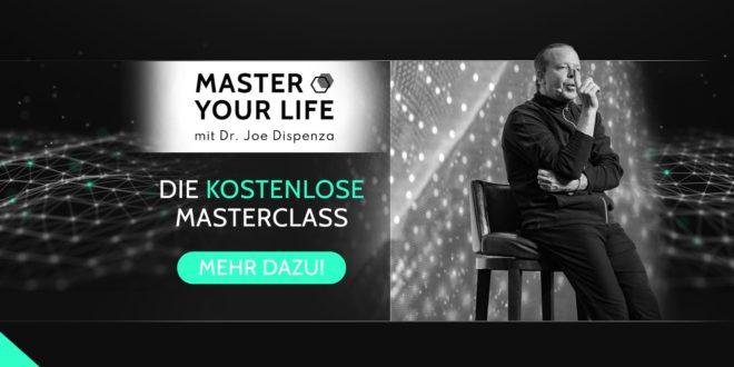 Joe Dispenza Master Your Life Masterclass