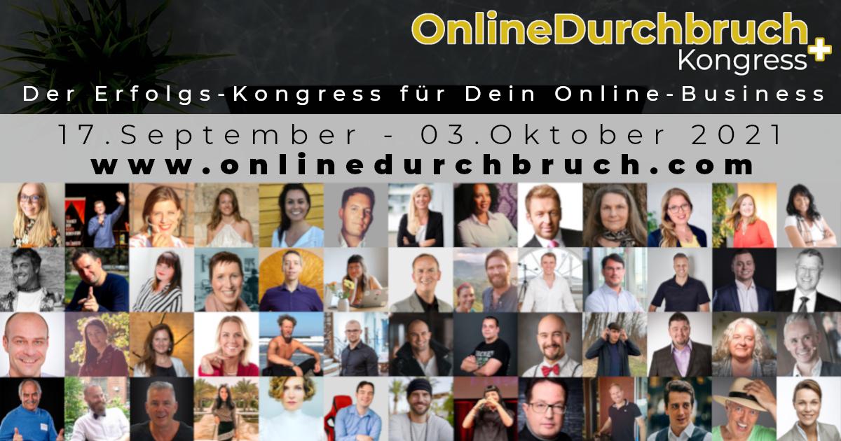 OnlineDurchbruch Kongress 2021