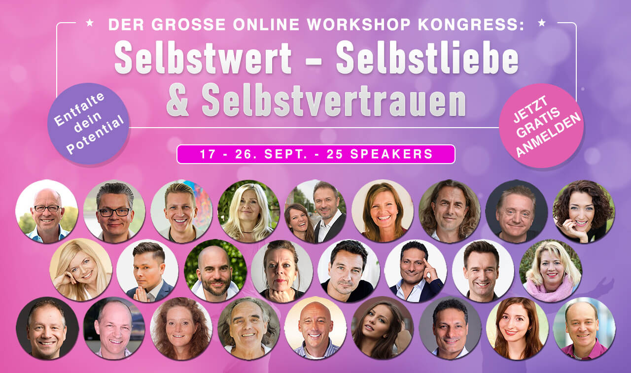 Selbstwert Kongress 2021 - Online Workshop