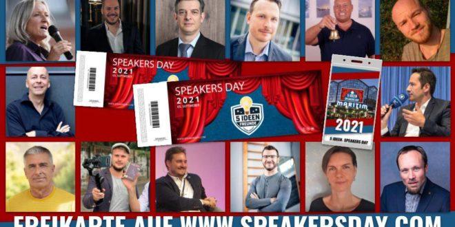 Speakers Day 2021 Online-Kongress