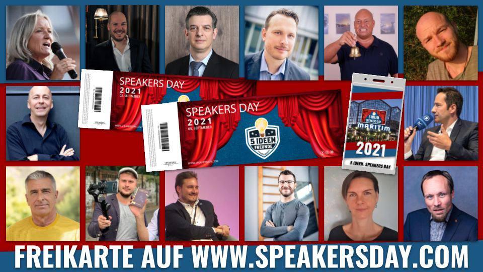 Speaker Days 2021 - Online Kongress