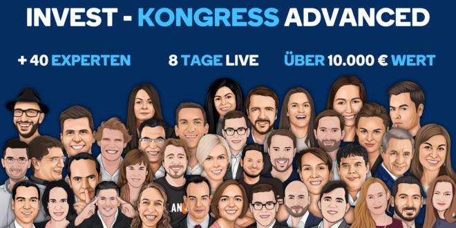 Invest-Kongress Advanced Geldhelden 2021
